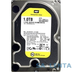 1TB WD RE4 (WD1004FBYZ) {Serial ATA III, 7200 rpm, 128Mb buffer, Raid}
