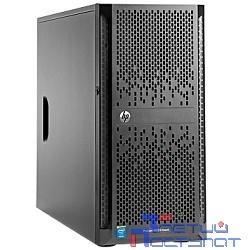 Сервер HP ProLiant ML150 Gen9 E5-2620v4 8C 2.1GHz, 1x16GB-R DDR4-2400T, H240/ZM (RAID 1+0/5/5+0) noHDD (8/16 SFF 2.5