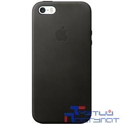 MMHH2ZM/A Apple iPhone 5/5s/SE Leather Case - Black