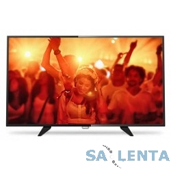 Philips 32″ 32PHT4201/60 черный/HD READY/200Hz/DVB-T/DVB-T2/DVB-C/USB (RUS)