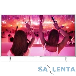 Philips 49″ 49PFT5501/60 серебристый/FULL HD/500Hz/DVB-T/DVB-T2/DVB-C/DVB-S/DVB-S2/USB/WiFi/Smart TV (RUS)