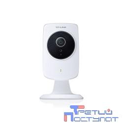 TP-Link NC230 Дневная/ночная Wi-Fi облачная HD-камера, 2,4 ГГц, 150 Мбит/с, 802.11b/g/n, кнопка WPS, прямоугольный дизайн, дневное/ночное видение, H.264 видео, 30 к/с при разрешении в 1280x720