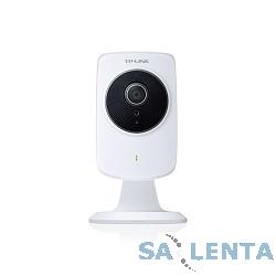 TP-Link NC230 Дневная/ночная Wi-Fi облачная HD-камера, 2,4 ГГц, 150 Мбит/с, 802.11b/g/n, кнопка WPS, прямоугольный дизайн, дневное/ночное видение, H.264 видео, 30 к/с при разрешении в 1280×720