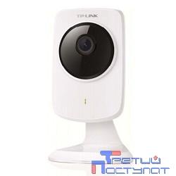 TP-Link NC210 Wi-Fi облачная HD-камера, 2,4 ГГц, 150 Мбит/с, 802.11b/g/n, кнопка WPS, прямоугольный дизайн, H.264 видео, 20 к/с при разрешении в 1280x720 (720 пикс), 1/4-дюймовый сенсор CMOS