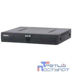 Falcon Eye FE-NR-2104 4-канальный IP видеорегистратор {Режимы записи:4?(1280*720),4?(1280*960),4?(1920*1080); Общий поток до 50 Мбит/с;Видео выходы:1 HDMI, 1 VGA; Сетевой порт:1 RJ-45 (10/100Mbps)}
