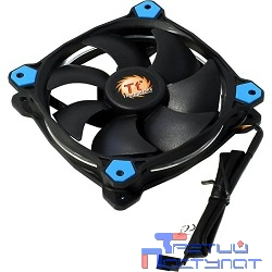Fan Tt Riing 12 LED 120mm Blue +LNC (CL-F038-PL12BU-A)