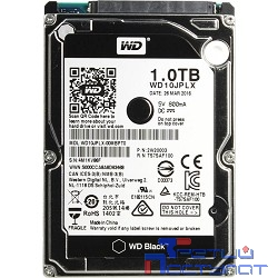 1TB WD Black (WD10JPLX) {SATA 6Gb/s, 7200 rpm, 32Mb buffer}