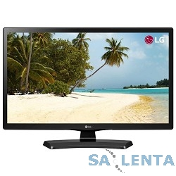 LG 28″ 28MT48S-PZ черный {HD READY/50Hz/DVB-T/DVB-T2/DVB-C/DVB-S/USB/WiFi/Smart TV}