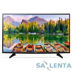 LG 49LH513V черный 49″ {FULL HD/50Hz/DVB-T2/DVB-C/DVB-S2/USB (RUS]}