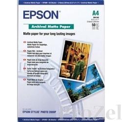 C13S041342 EPSON Плотная матовая бумага A4, 50л.
