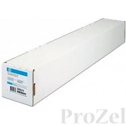 """Q1956A Roll 42"""" Бумага Heavyweight Coated Paper (67.5m*1.067mm) 130g/m2"""