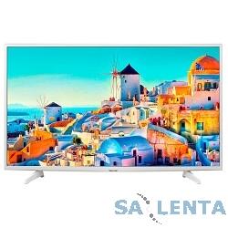 LG 43UH619V 43″ белый {Ultra HD/100Hz/DVB-T2/DVB-C/DVB-S2/USB/WiFi/Smart TV (RUS)}
