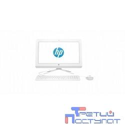 HP 22-b013ur [X0Z36EA] white 21.5'' {FHD Cel J3060/4Gb/500Gb/DVDRW/DOS/k+m}