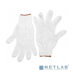 Перчатки STAYER ''MASTER'' трикотажные, 7 класс, х/б, L-XL [11402-XL]