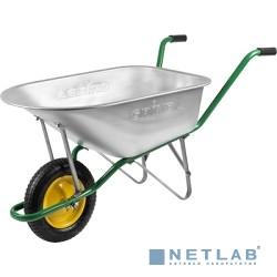 GRINDA Тачка садово-строительная, 90 л, грузоподъемность 160 кг [422396_z01]