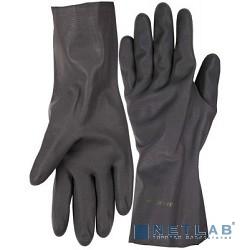 Перчатки ЗУБР сантехнические двухслойные с противоскользящим покрытием, размер XL [11269-XL]
