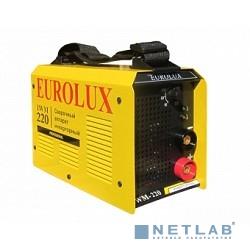 Eurolux IWM 220 Сварочный аппарат инверторный [65/28]
