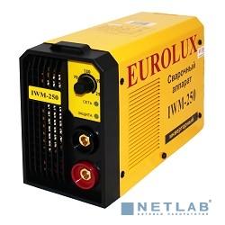 Eurolux IWM 250 Сварочный аппарат инверторный [65/29]