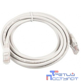 Exegate EX169509RUS Патч-корд UTP кат. 5е,  0.5м Exegate серый