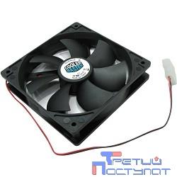 Case fan Cooler Master 120x120x25mm (NCR-12K1-GP)