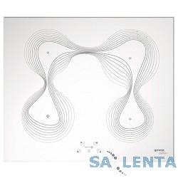 Электрическая варочная поверхность GORENJE/ [IT65KR] 5.6x60x51 см, стеклокерамика, индукционная, независимая, белая