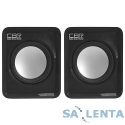 CBR CMS 90, Black, динамики 4,5 см., USB