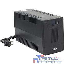FSP DPV1500 PPF9001901 {Line interactive, 1500VA/900W,USB, 4*Shuko}