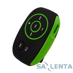 TEXET Т-24 MP3 плеер цвет черный-зеленый (8ГБ)