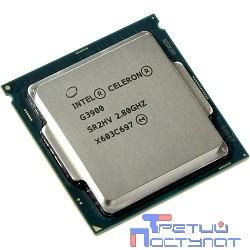 CPU Intel Celeron G3900 Skylake OEM {2.8ГГц, 2МБ, Socket1151}