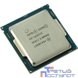 CPU Intel Xeon E3-1225v5 OEM {3.3 ГГц, 8Мб, Socket 1151}