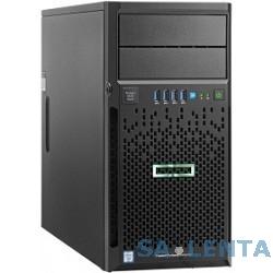 Сервер HPE ProLiant ML30 Gen9 G4400 2C 3.3GHz, 1x8Gb-U, B140i/ZM (RAID 1+0/5/5+0) noHDD (4 LFF 3.5» NHP) 1x460W (up2), 2x1Gb/s,noDVD,iLO4.2, Tower-4U, 3-1-1 (P9J10A)