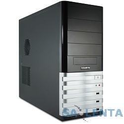Корпус GIGABYTE GZ-X8 , черный w/o PSU, ATX, 2xUSB2.0, audio
