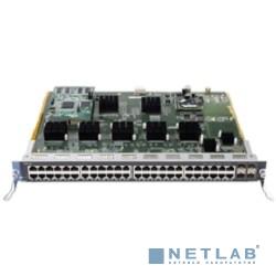 D-Link 7200-48 PROJ Модуль с 44 портами 10/100/1000Base-T и 4 комбо-портами 100/1000Base-T/SFP для шасси DES-7206/7210