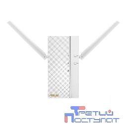 ASUS RP-AC66 Dual-band wireless AC1750 wall-plug Range Extender External antenna x2, signal indicator, rotating plug