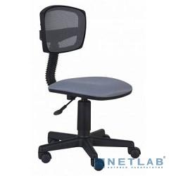 Бюрократ CH-299/G/15-48 кресло (спинка сетка серый сиденье серый 15-48)