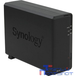 Synology DS116 Сетевое хранилище 1xHDD SATA(3,5''), DC1,8GhzCPU/1Gb/2xUSB3.0/2xIPcam(up to 16)