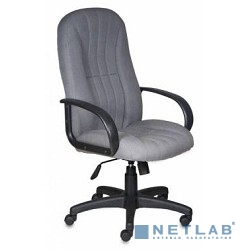 Бюрократ T-898AXSN/Gr кресло руководителя (серый TS)