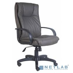 Бюрократ CH-838AXSN/F4 кресло руководителя (темно-серый F4 искусственный нубук)