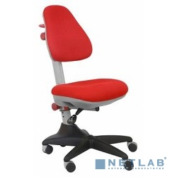 Бюрократ KD-2/R/TW-97N, кресло детское красный