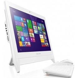 """Lenovo C20-00 [F0BB00YFRK] white 19.5"""" HD+ Pen J3710/<wbr>4Gb/<wbr>500Gb/<wbr>DVDRW/<wbr>DOS/<wbr>k+m"""