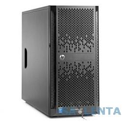 Сервер HP ProLiant ML150 Gen9 E5-2609v4 8C 1.7GHz, 1x8GB-R DDR4-2400T, B140i/ZM (RAID 1+0/5/5+0) 1TB SATA NHP (4/8 LFF 3.5″ NHP) 1x550W NHP NonRPS,2x1Gb/s,DVD RW,iLO4.2, Tower-5U, 3-1-1 (834614-425)