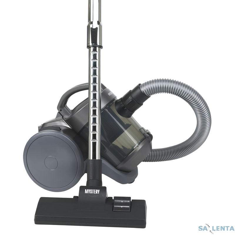 Пылесос MYSTERY MVC-1125, 1700Вт, сухая, без мешковый, HEPA фильтр