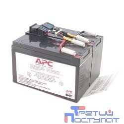 APC RBC48 Батарея {для SUA750I}