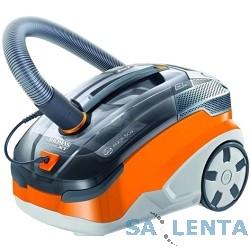 Пылесос моющий Thomas Twin Cat & Dog XT 1700Вт серый/оранжевый