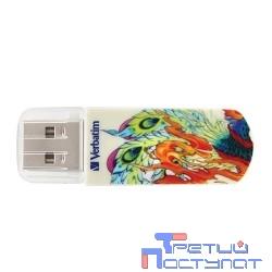 Verbatim USB Drive 32Gb Mini Tattoo Edition Phoenix 49898 {USB2.0}