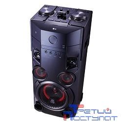LG OM6560, Микросистема черный