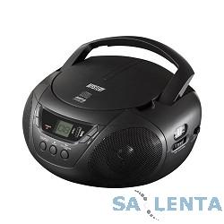 Стереомагнитола Mystery BM-6104 {64 — 108 МГц, 2 x 2 Вт, поворное воспроизведение, CD/CD-R/CD-RW, MP3 }