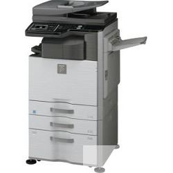 Sharp GeminiII/<wbr>GeminiIIPlus MX3114NR цвет, А3, дуплекс, RSPF, сетевые принтер (PCL) и цв. сканер, копир, хранение документов, 31 стр/<wbr>м