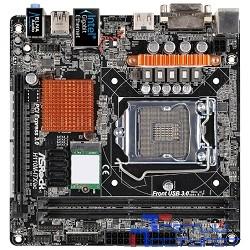 ASRock H110M-ITX/AC RTL { LGA1151, H110 2xDDR4-2133 PCI-Ex16 DVI/HDMI 8ch 4xSATA3 M2 2xUSB3 GLAN WIFI BT mini-ITX}