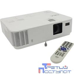 NEC VE303XG {DLP, 3000 люмен, 10000:1, 1024x768, D-Sub, HDMI, RCA}